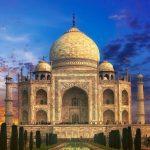 Мавзолей Тадж-Махал (Индия)