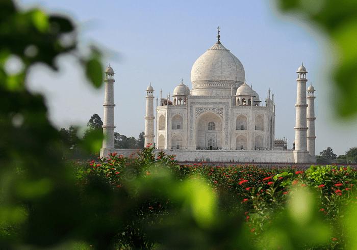 мавзолей тадж-махал Индия