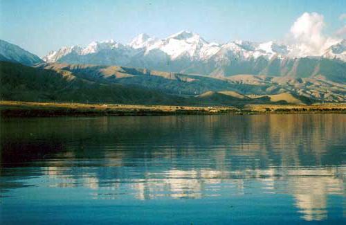 Озеро Иссык-Куль соленое или пресное