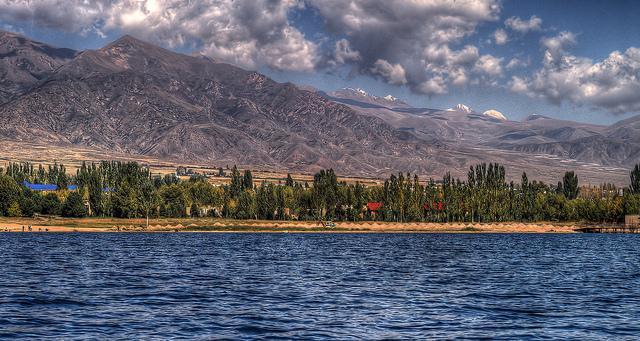 Озеро Иссык-Куль Киргизия отдых 2020