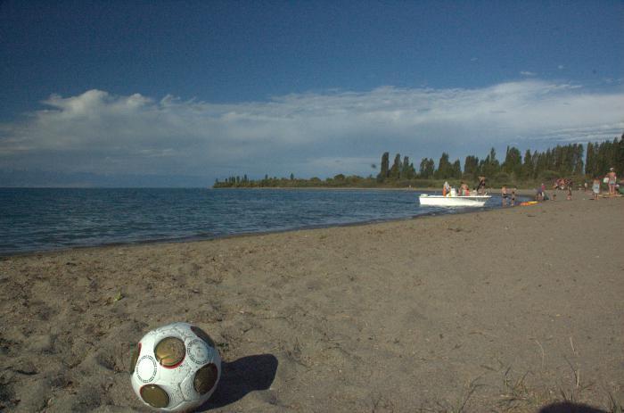 Озеро Иссык-Куль (Киргизия): отзывы отдых фото