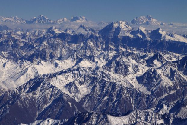 горы Гиндукуш фото