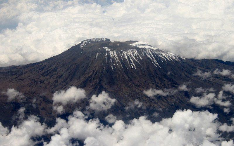 потухшие вулканы мира фото