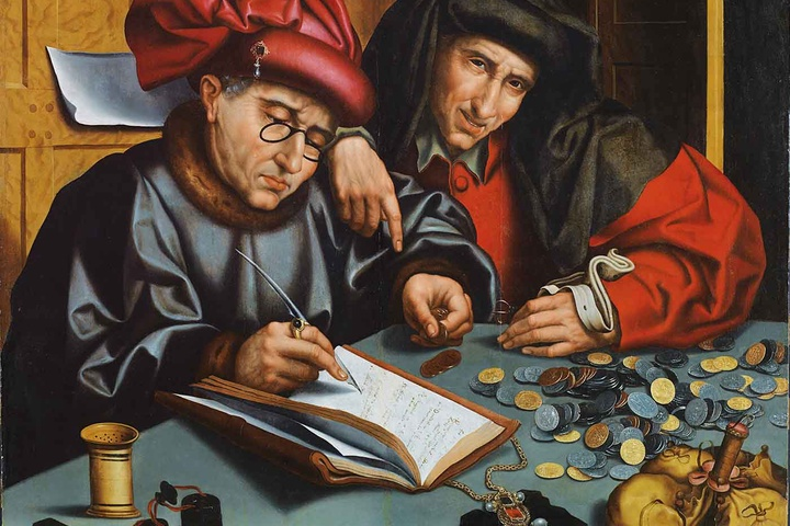 история кредитования