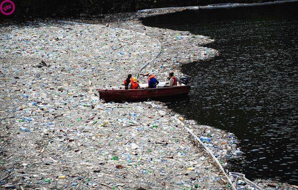 тихоокеанское мусорное пятно фото