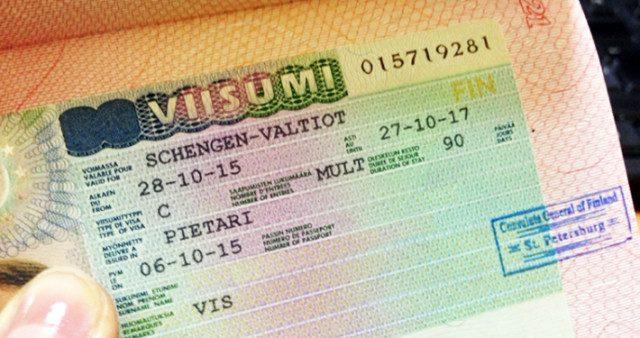 шенгенская виза для россиян