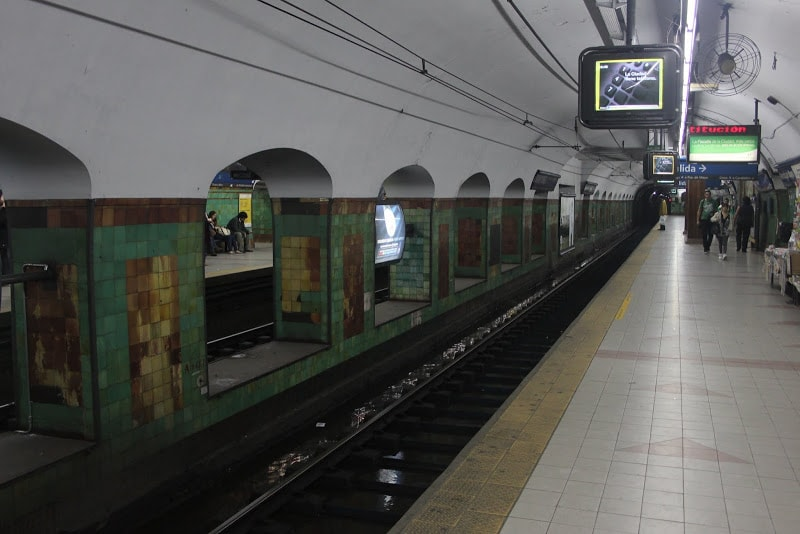 метро Буэнос-Айреса
