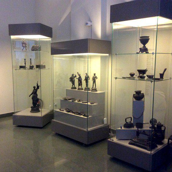 музейное оборудование фото