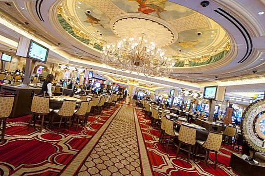 Самые крупные казино Лас-Вегаса