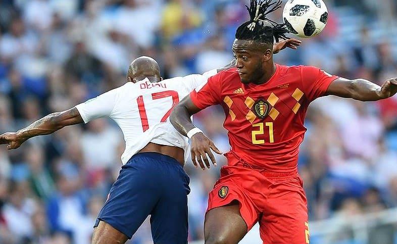 Бельгия - Англия прямая трансляция