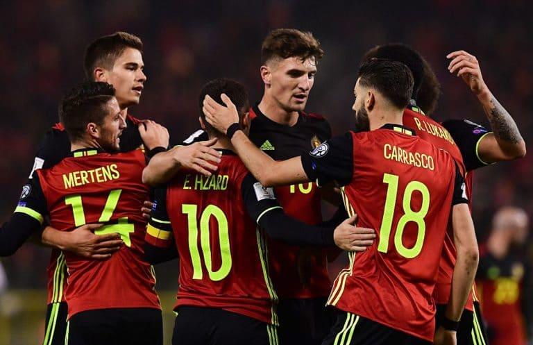 матч Франция - Бельгия