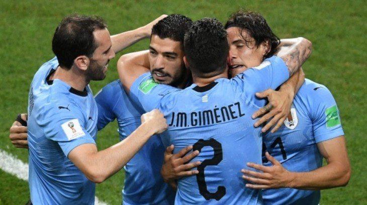 Уругвай - Франция прямая трансляция какой канал
