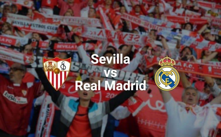 Севилья - Реал 26 сентября 2018 трансляция матча