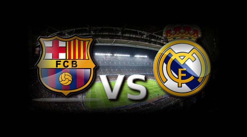 Барселона - Реал 28 октября трансляция