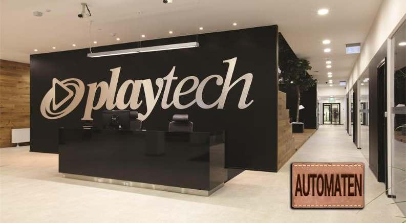 Playtech PLC офис внутри