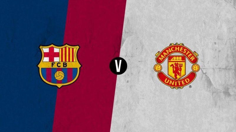 Барселона - Манчестер Юнайтед прямая трансляция 16 апреля