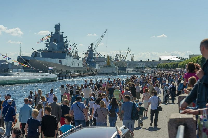 День Военно-Морского Флота 2019 Санкт-Петербург