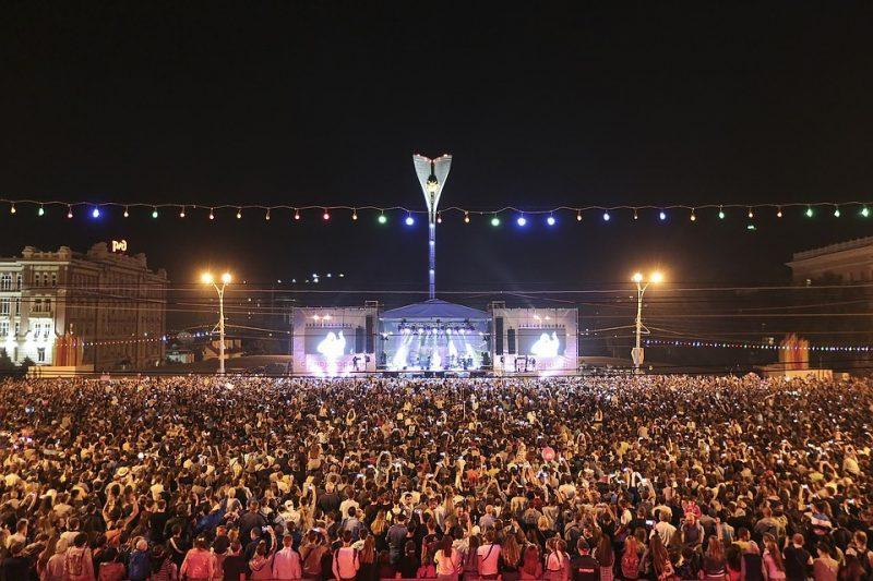 День города Ростов-на-Дону 2019 программа мероприятий