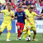 ЦСКА - Ростов когда прямая трансляция 6 октября 2019