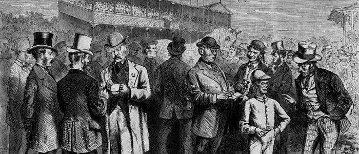 История букмекерских контор