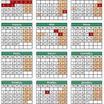 Производственный календарь 2020 с праздниками и выходными
