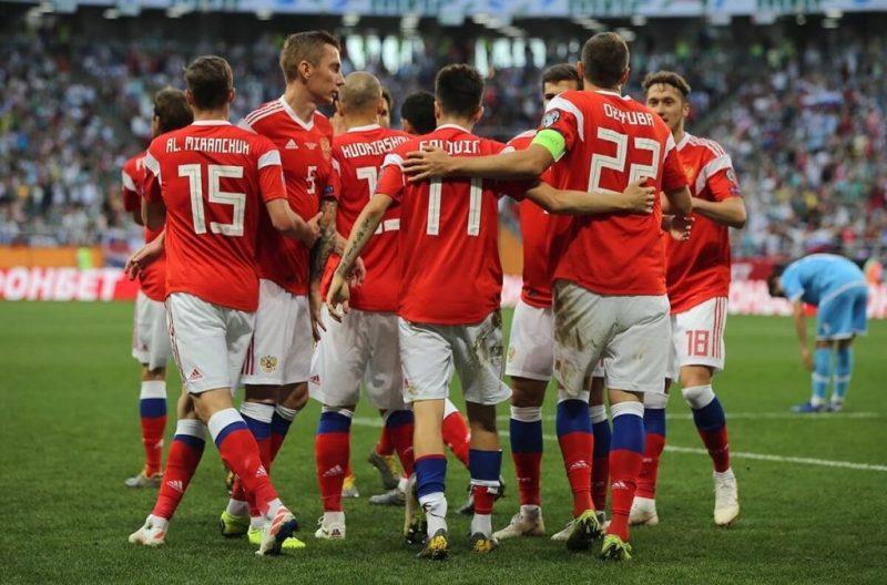 Бельгия Россия прямая трансляция 13 июня 2020