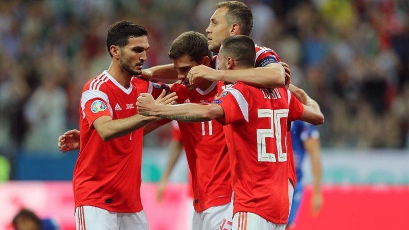 футбол Сан-Марино - Россия 19 ноября прямая трансляция