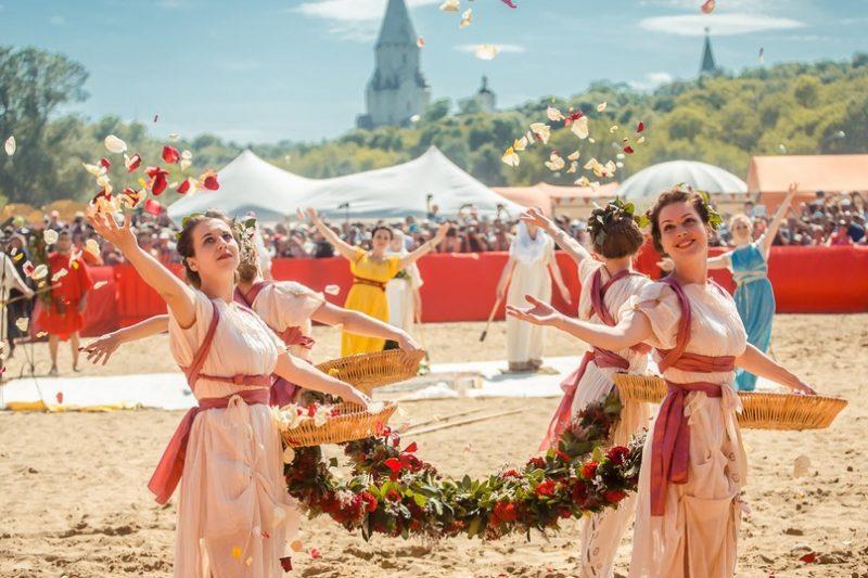 Фестиваль Времена и Эпохи 2020 в Москве даты