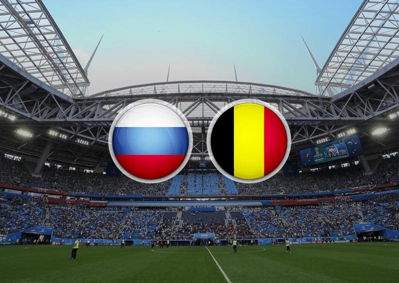футбол Россия - Бельгия 13 июня 2020 трансляция