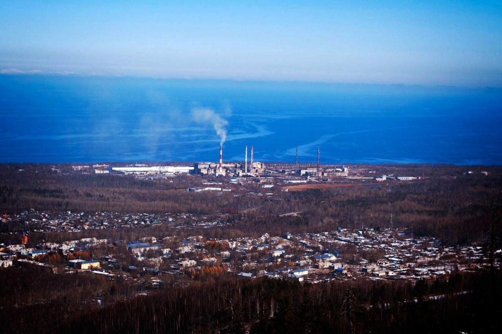 Байкальский целлюлозно-бумажный комбинат: эхо неэкологичного производства