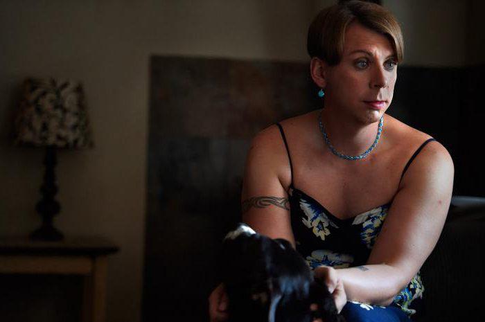 трансгендер фото