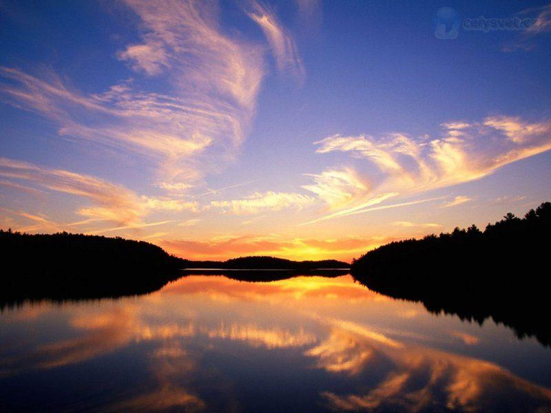 Озеро Онтарио сша и канада