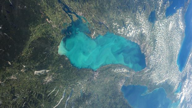 Озеро Онтарио и его экосистема