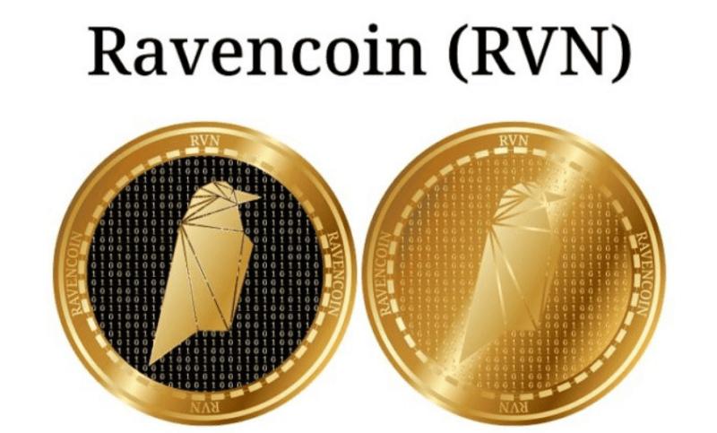 ravencoin как выглядит на фото