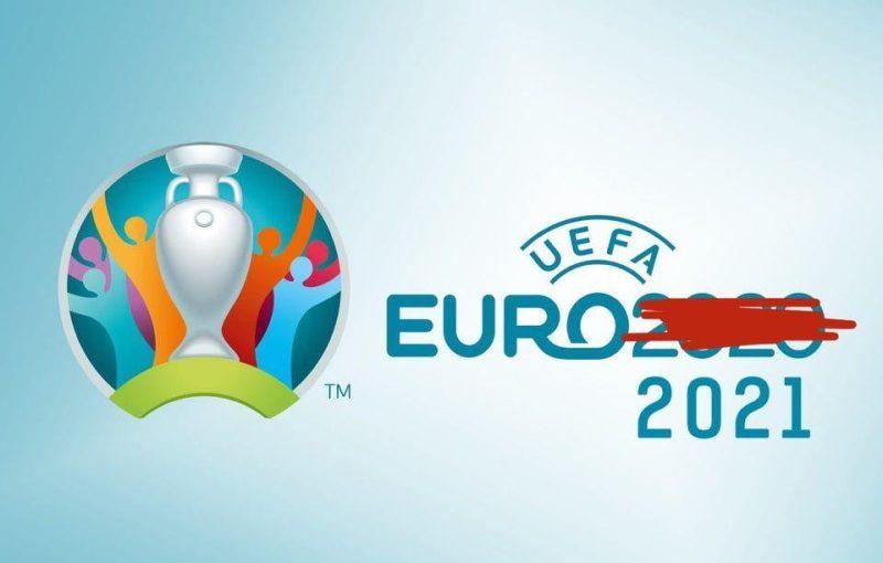 евро 2021 футбол фото логотип