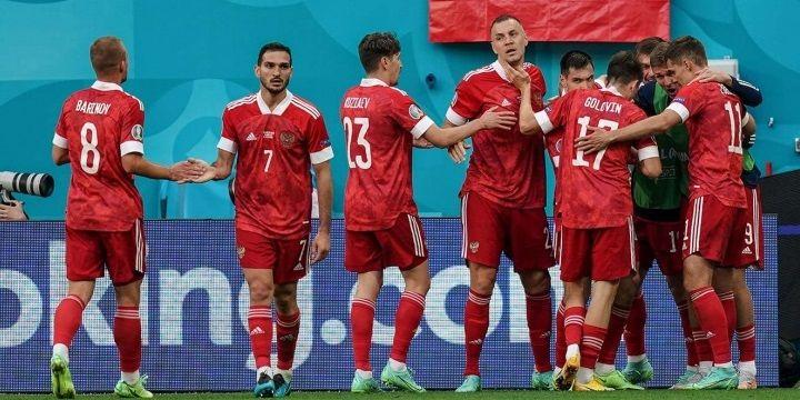 сборная россии по футболу 2021 фото